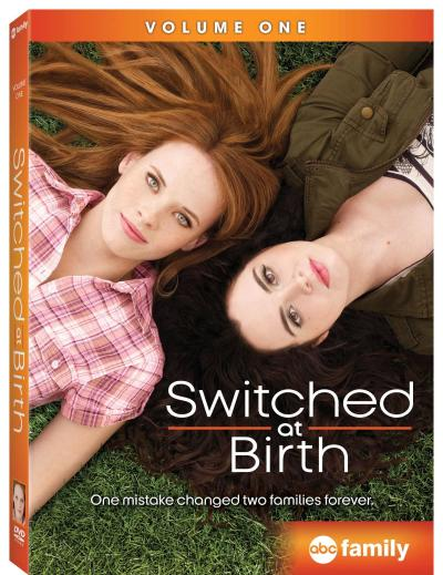 Switched at Birth DVD Cover