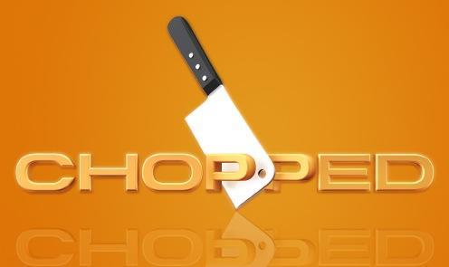 chopped orange logo
