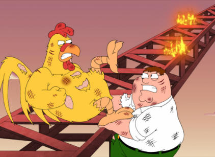 Watch Family Guy Season 10 Episode 23 Online