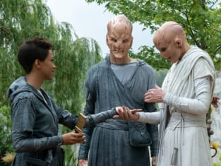Home Planet - Star Trek: Discovery