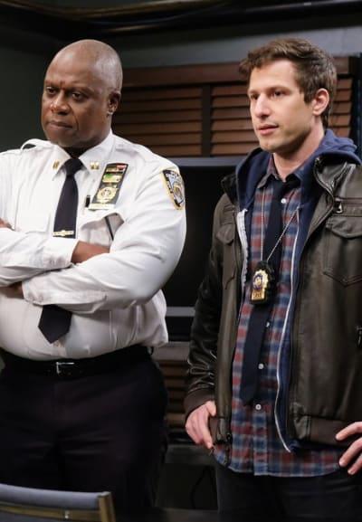 Dynamic Trio - Brooklyn Nine-Nine Season 6 Episode 18
