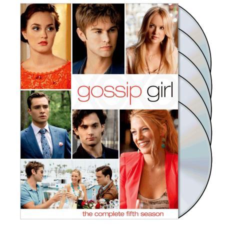 Gossip Girl Season 5 DVD