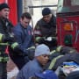 Severide and Cruz Investigate - Chicago Fire Season 4 Episode 15