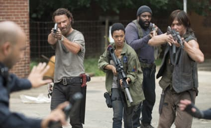 The Walking Dead Season 5: Huge Changes Ahead!