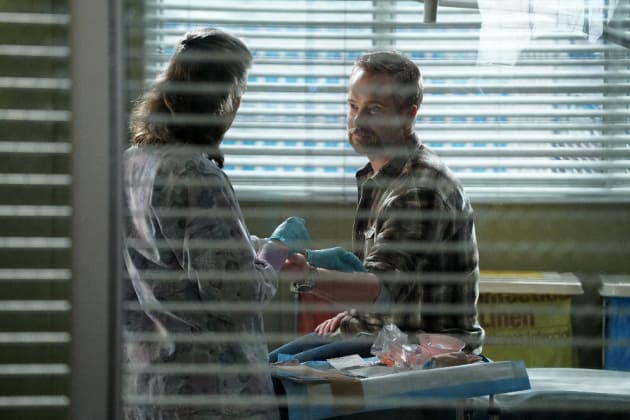 Take My Hand - Grey's Anatomy Season 13 Episode 14