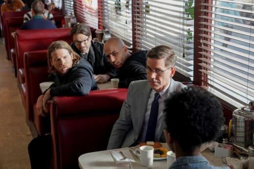 Robber Trio - NCIS Season 17 Episode 19