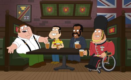 Family Guy Season 17 Episode 11 Dailymotion