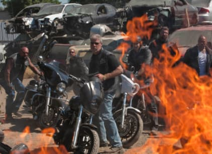 Watch Sons of Anarchy Season 2 Episode 9 Online