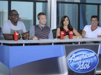 NPH on Idol