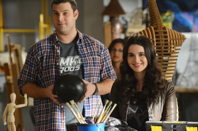 Bay and Tank - Switched at Birth