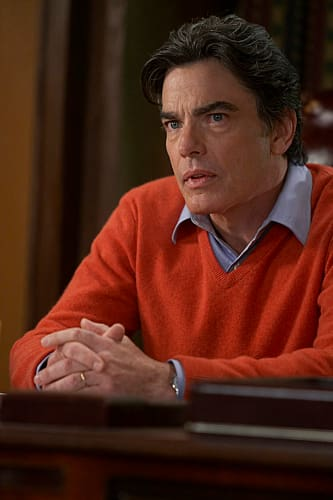 Peter Gallagher on Californication