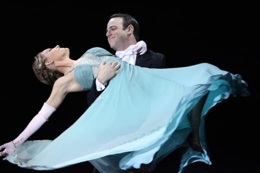 Dancing with Charlotte