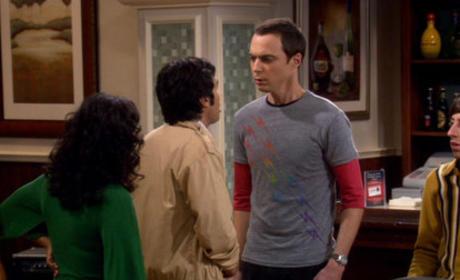 Sheldon vs Raj