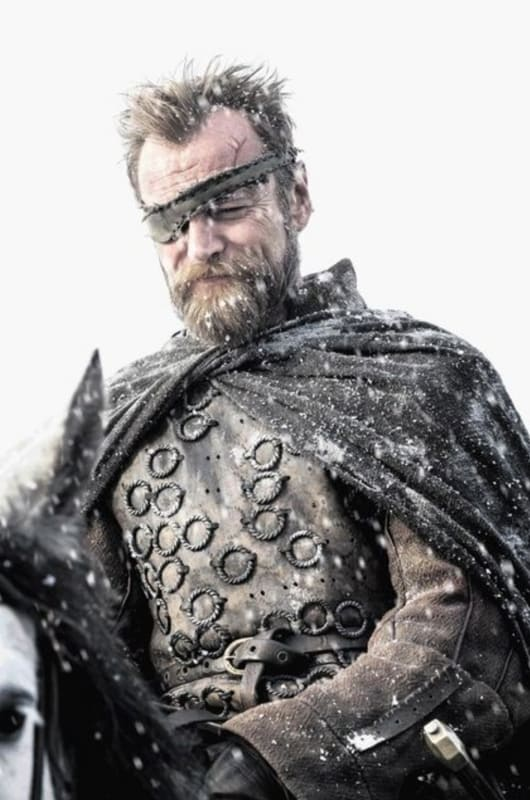 Beric Is Back - Game of Thrones