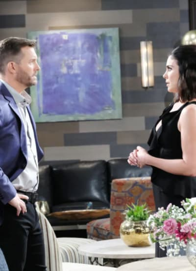 Chloe Has Big News - Days of Our Lives
