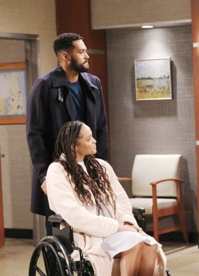 Naming The Twins/Tall - Days of Our Lives