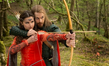 Archery Lessons with the Best - Doctor Who Season 8 Episode 3