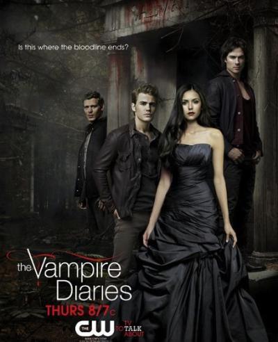 Vampire Diaries May Sweeps Poster