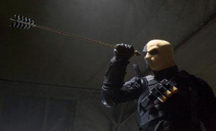 Arrow Episode Trailer: Under Arrest!