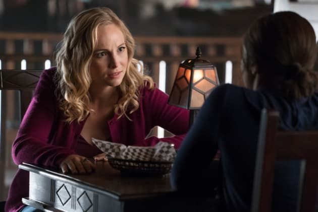 How Do We Save Him? - The Vampire Diaries Season 8 Episode 10