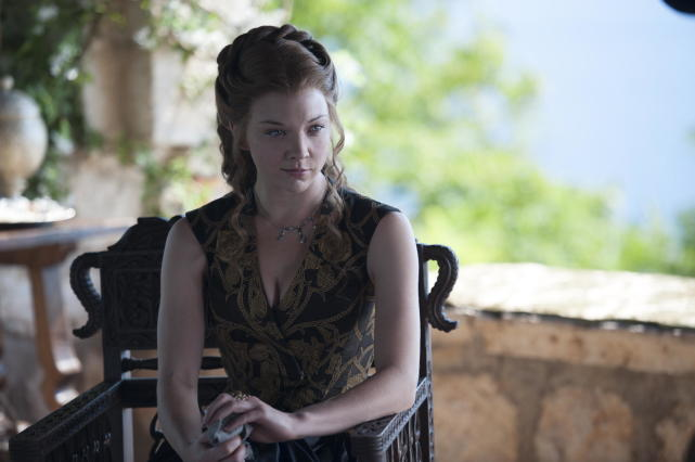 Margaery Tyrell in Charge?