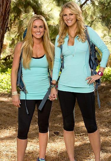 Jennifer Wayne and Caroline Cutbirth