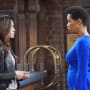 Valerie Confronts Lani - Days of Our Lives