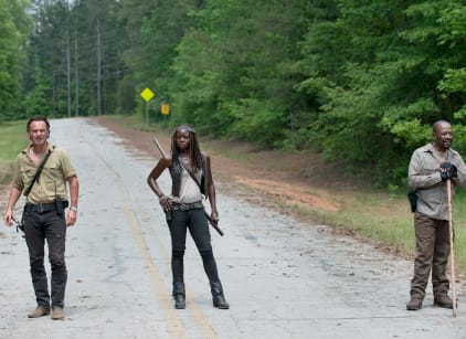 Watch The Walking Dead Season 6 Episode 1 Online