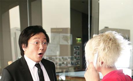 Hiro Meets Daphne