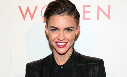 Ruby Rose Cast on Orange is the New Black Season 3