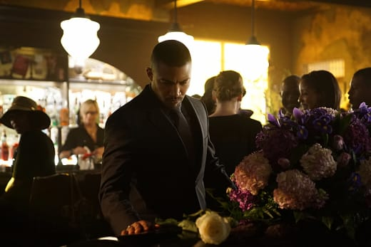 Saying Farewell - The Originals