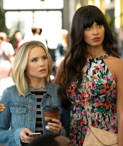 New Information - The Good Place Season 3 Episode 6