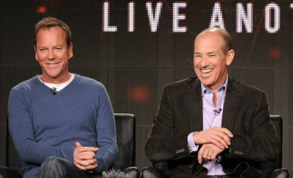 "24 Scoop: Kiefer Sutherland and Howard Gordon Tease the Return of ""Angry"" Jack Bauer"