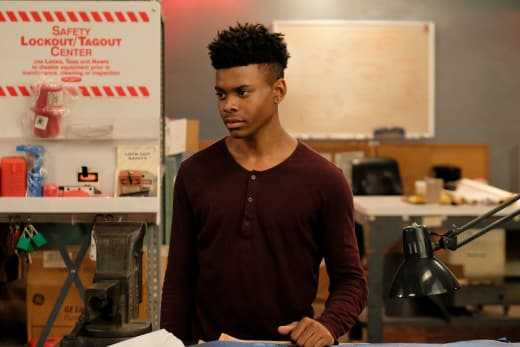 Safety Lockout - Cloak and Dagger Season 1 Episode 7