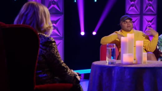 Psychic Reading - RuPaul's Drag Race Season 13 Episode 10
