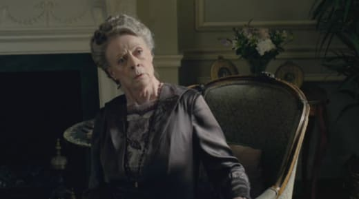 A Shocking Proposition - Downton Abbey