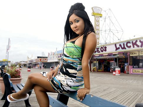 Snooki on the Shore