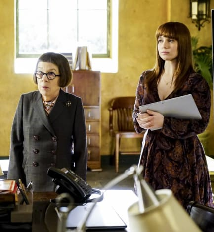 Doing Research - NCIS: Los Angeles Season 8 Episode 19
