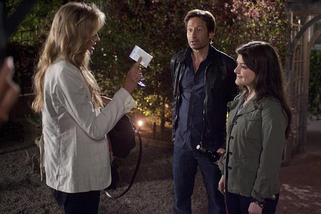 Karen, Hank and Becca
