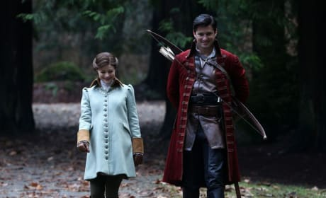 Belle and Gaston - Once Upon a Time