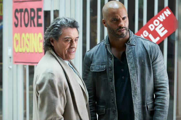 Gods at the Mall - American Gods Season 2 Episode 6