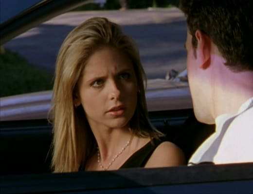 Broken Nose - Buffy the Vampire Slayer Season 2 Episode 20