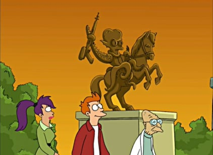 Watch Futurama Season 2 Episode 2 Online