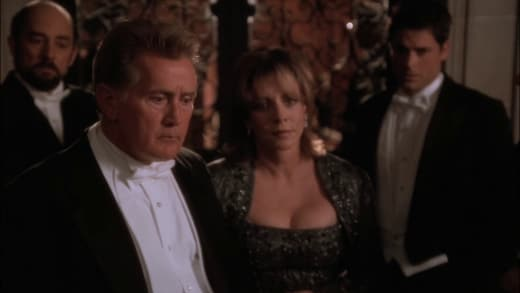 The First Couple - The West Wing Season 1 Episode 7