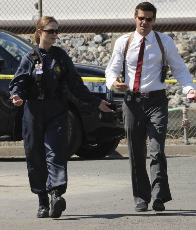 Crime Scene Walk
