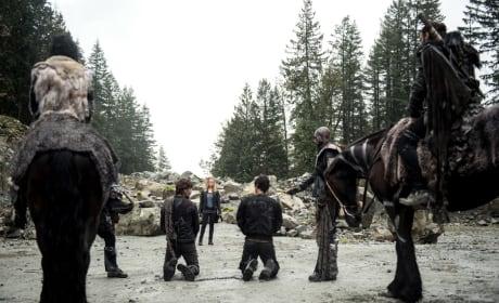 Clarke's Choice – The 100 Season 4 Episode 5