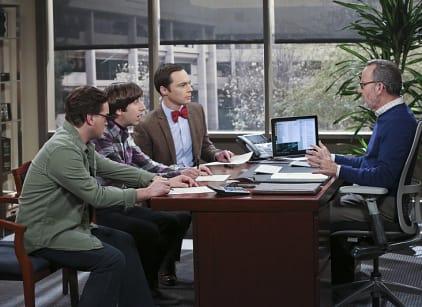 Watch The Big Bang Theory Season 9 Episode 18 Online