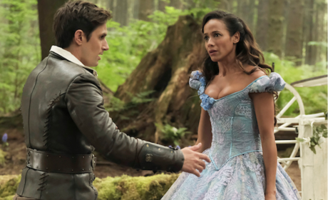 Henry and Cinderella - Once Upon a Time