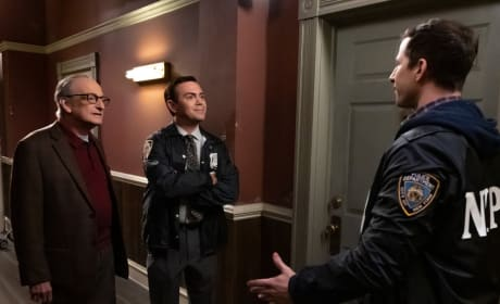 Apartment Sweep - Brooklyn Nine-Nine Season 6 Episode 11