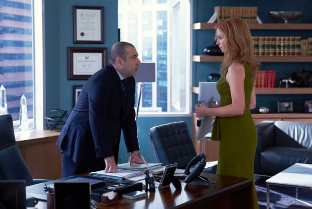 Did Donna Save The Day? - Suits